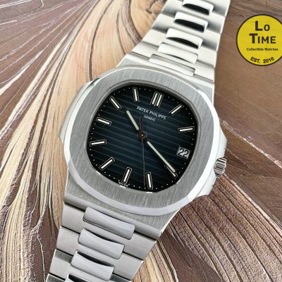 Patek Philippe Nautilus 5711 B/P Full set