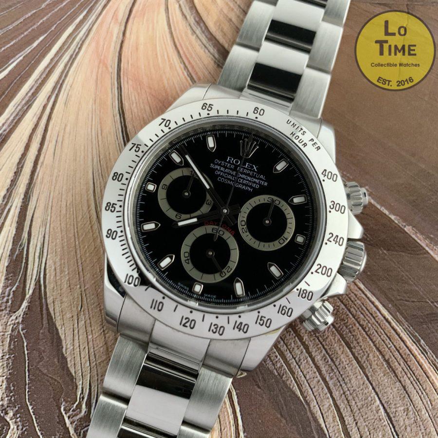 Rolex Daytona 116520 rrr B/P