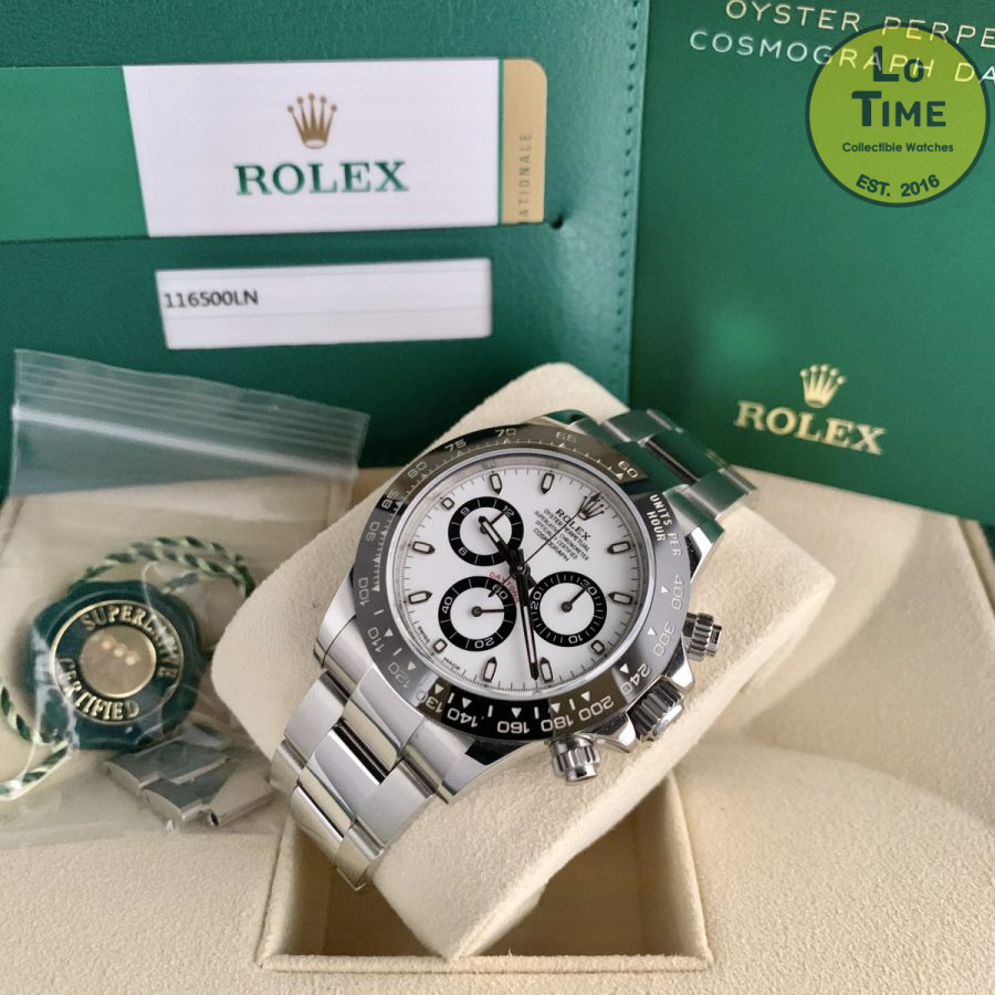 Rolex Daytona 116500 NEW B/P
