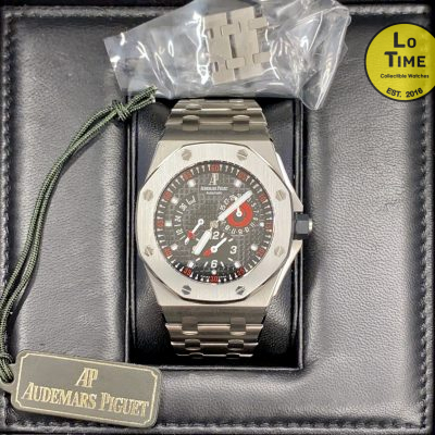 Audemars Piguet Royal Oak Offshore 25995IP B/P