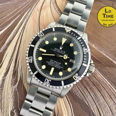 Rolex Sea-Dweller 1665 mark 1