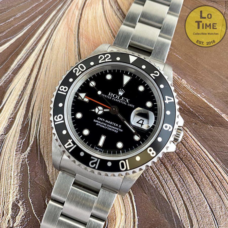 Rolex GMT-Master II 16710 B/P