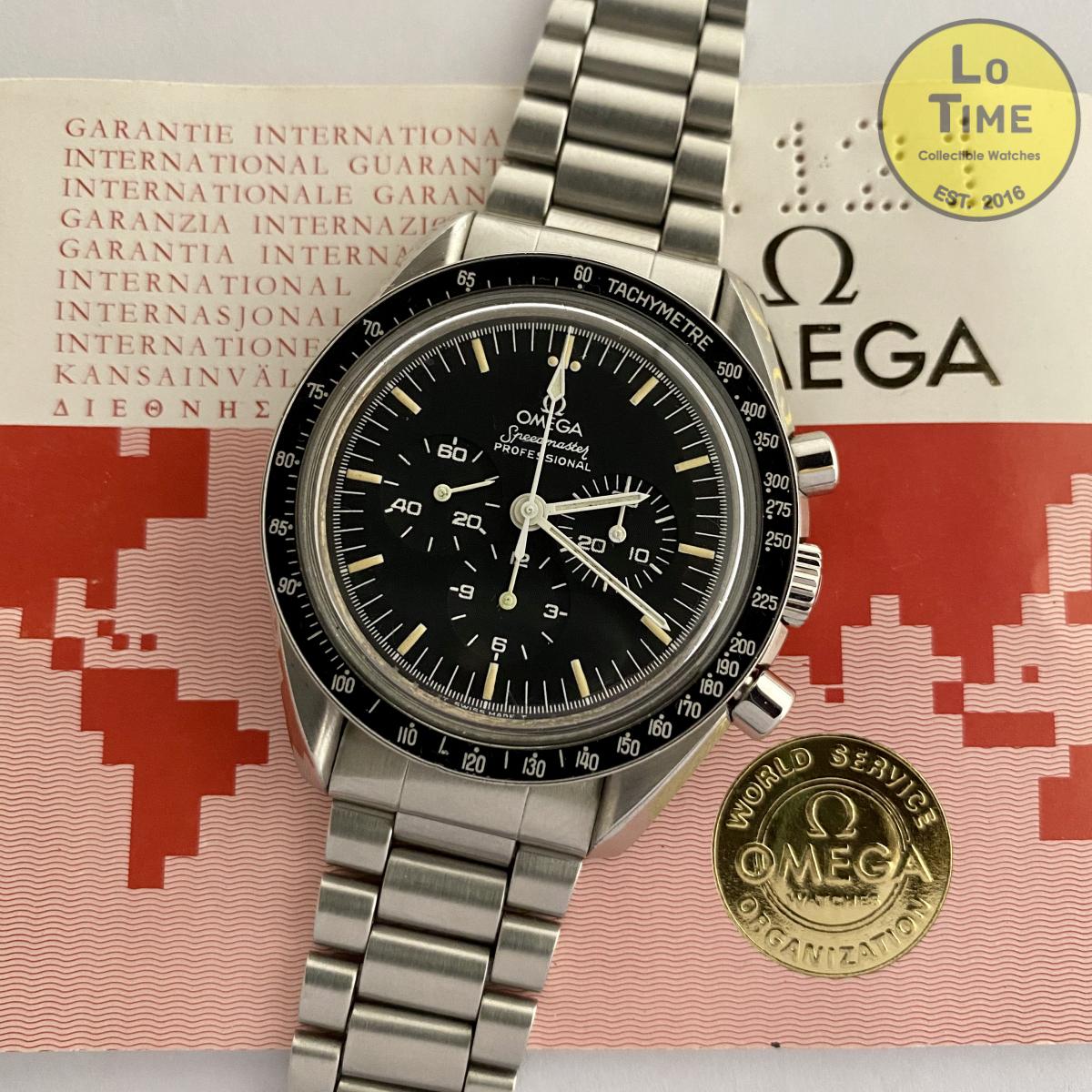 Omega Speedmaster Professional 145.022 B/P