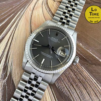 Rolex DateJust 1601 B/P Full set