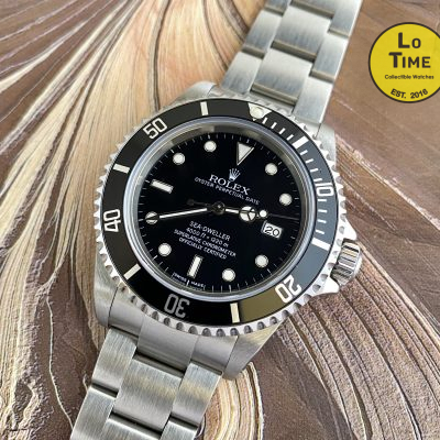 Rolex Sea-Dweller 16600 B/P Full set