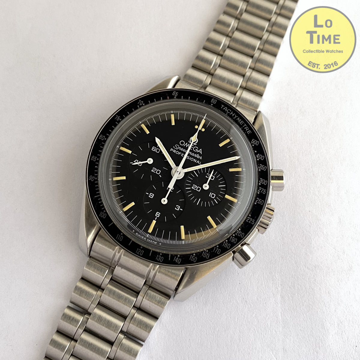 Omega Speedmaster Professional 145.022 B/P Full set