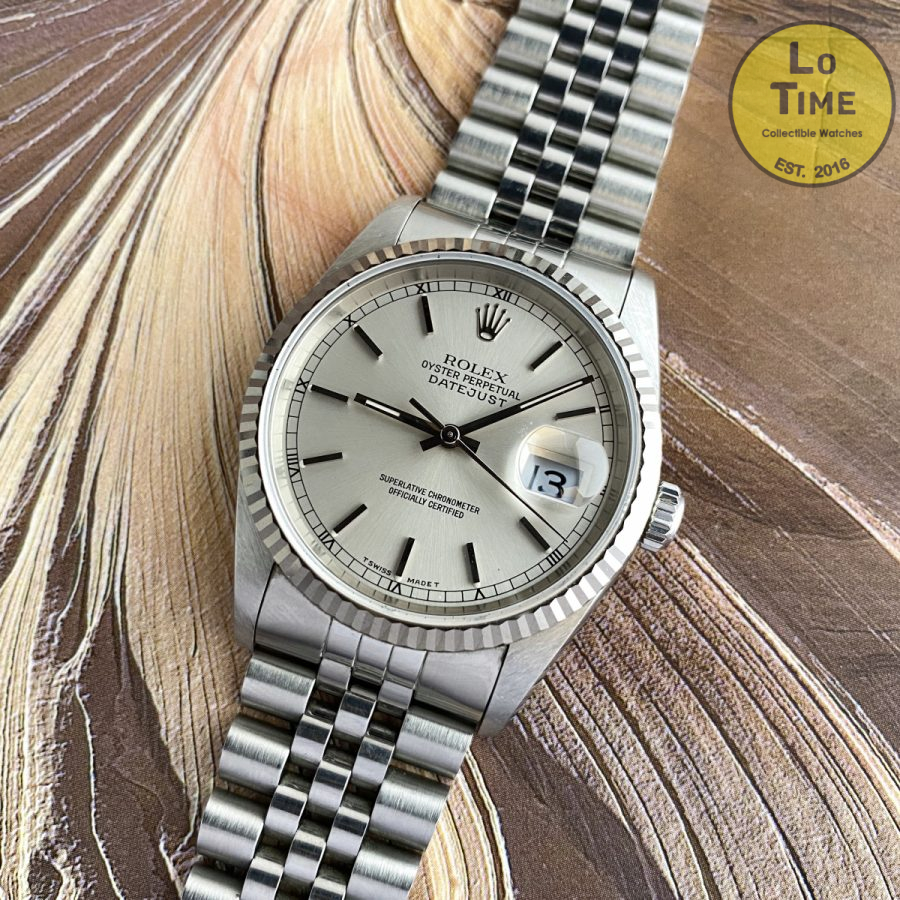 Rolex Datejust 16234 B/P