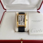 Cartier Tank Américaine 1740 B/P