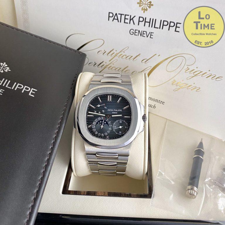 Patek Philippe Nautilus 5712 B/P